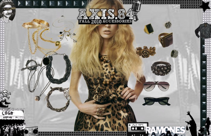 Jenna Galecki Fashion Designer Axis 84 Jewelry Collection